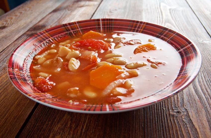 Fasolada Bean Soup