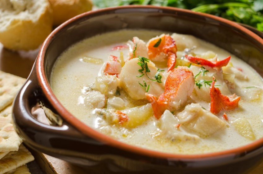 Суп какавья