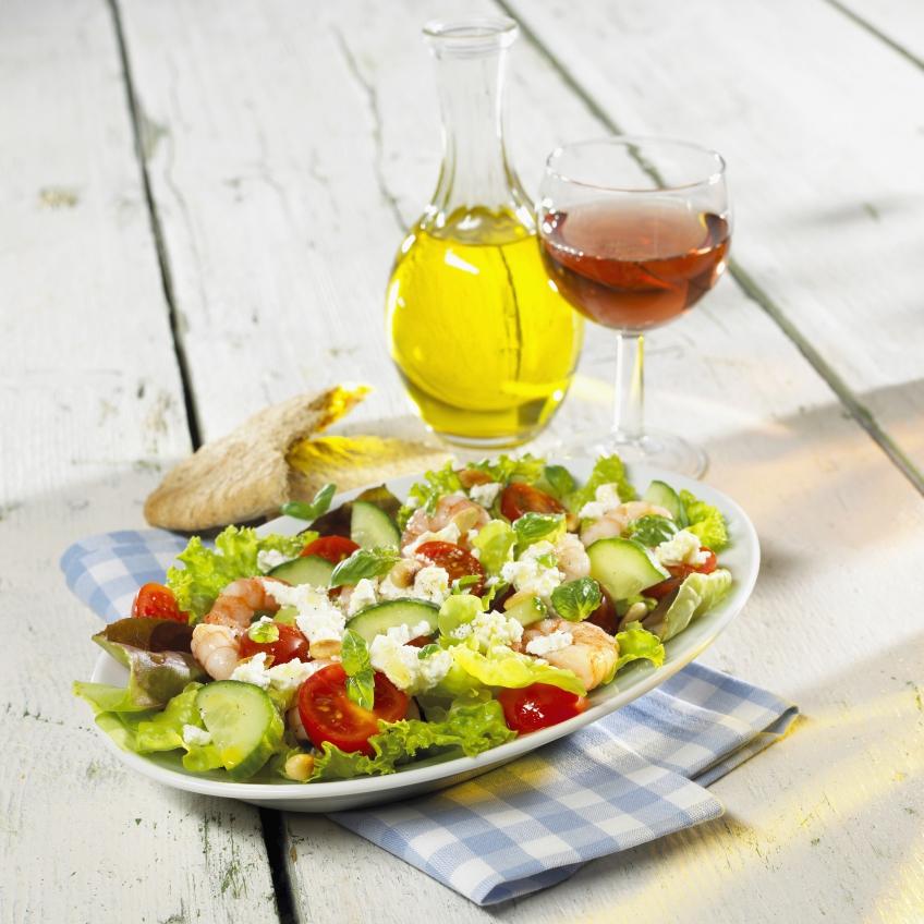 Çoban Salatası or Choban salad
