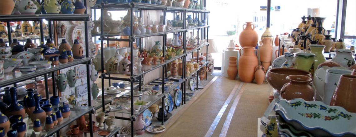 Emira Pottery, Ceramics Studio in Larnaca