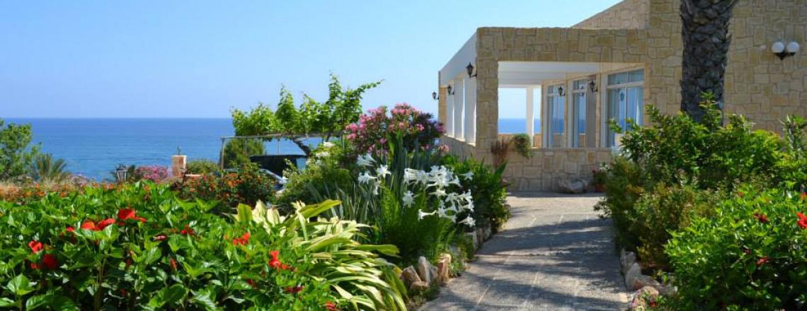 Aphrodite Beach Hotel, отель «Афродита» в Полисе