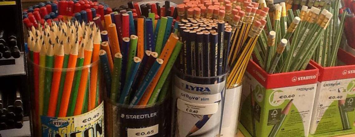 Aristidou Bookshop and School Supplies, Limassol