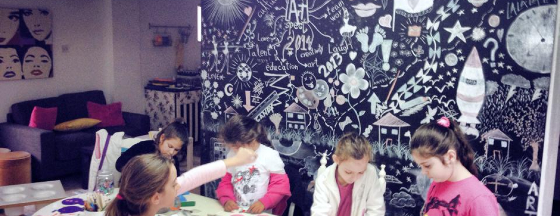 ArtSpect, Painting and Pottery Classes, Limassol