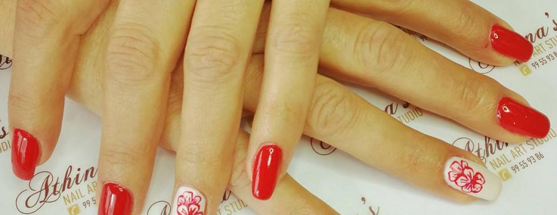 Athina's nail art studio, салон Athina's в Пафосе