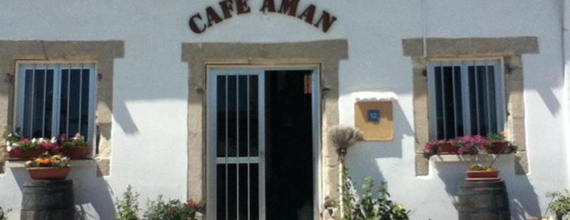 Aman Cafe , Larnaca