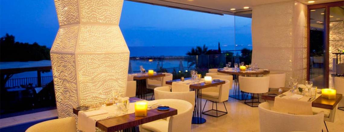 Caprice, Restaurant and Bar at the Londa Hotel, Limassol