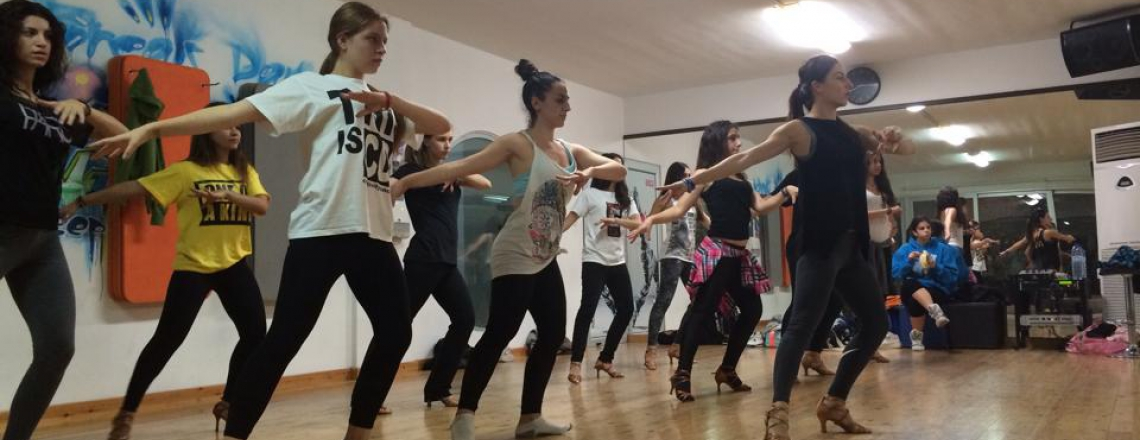 Dance Studio Creativity, школа танцев Creativity в Никосии