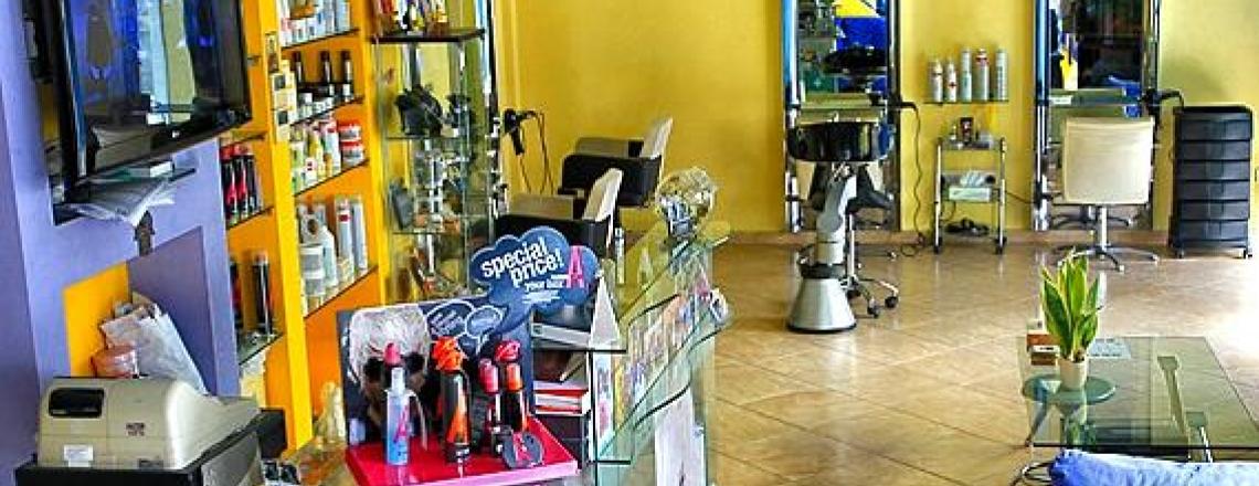"""Delux"" Hair Studio in Limassol"