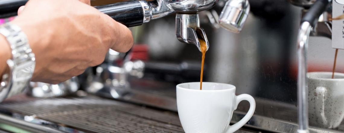 Саffe Nero, итальянский кафетерий «Кафе Нэро» в Пафосе