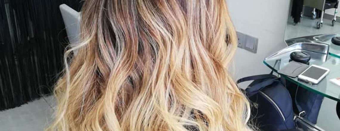 """Ellada"" Hair Salon in Limassol"