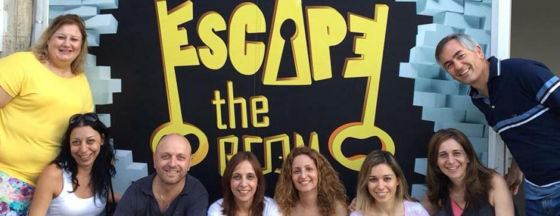 Escape the Room, квест-игры «Эскейп» в Никосии