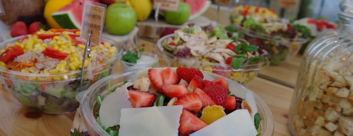 """Green Life"" Restaurant in Limassol"