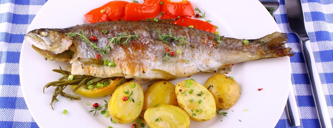 Ocean Basket, ресторан «Оушен Баскет», блюда из морепродуктов в туристической зоне Лимассола