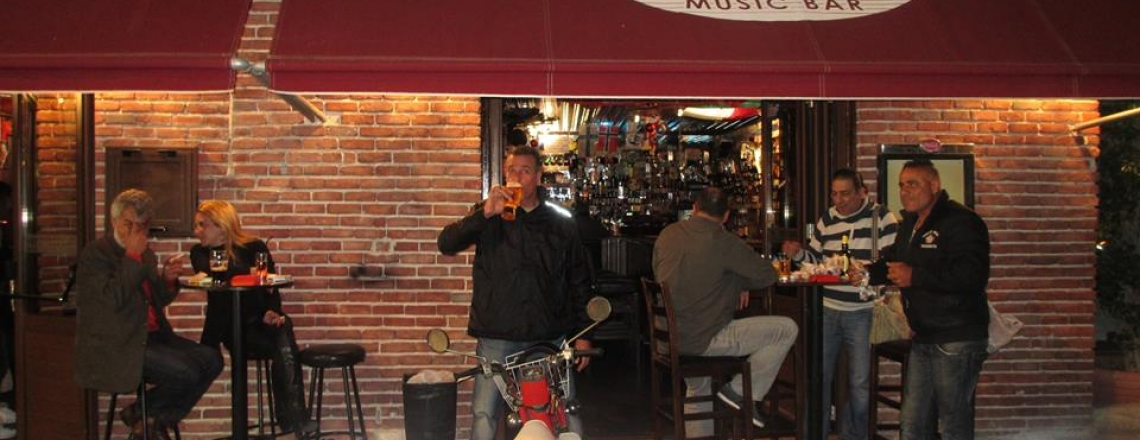 Hot Shots Music Bar, бар Hot Shots в Ларнаке