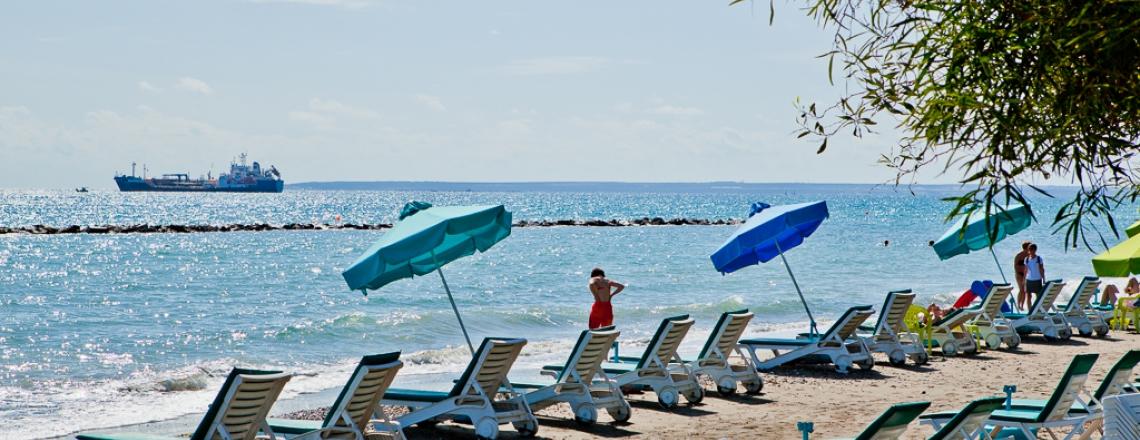 «Панагиес», Panagies Beach, пляж в Лимассоле