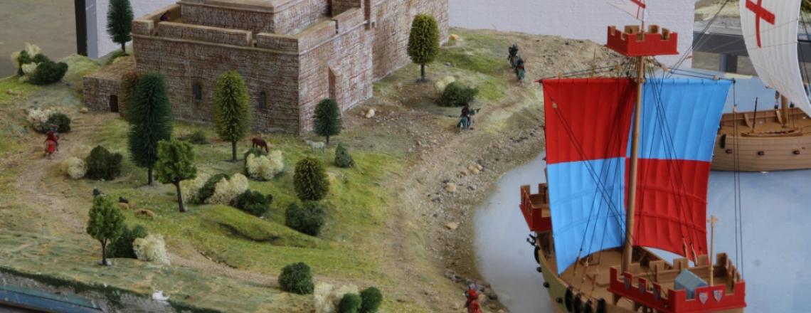 Medieval Cyprus, 3D Model, Limassol