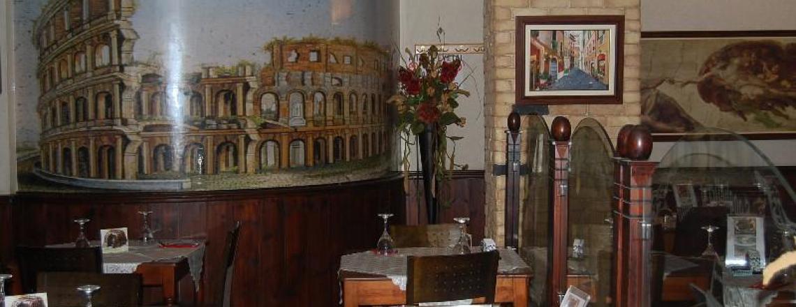 Italia Spaghetteria, спеггетерия «Италия» в Ларнаке