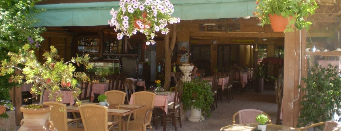 Joanna's Restaurant, ресторан Joanna's в Пафосе
