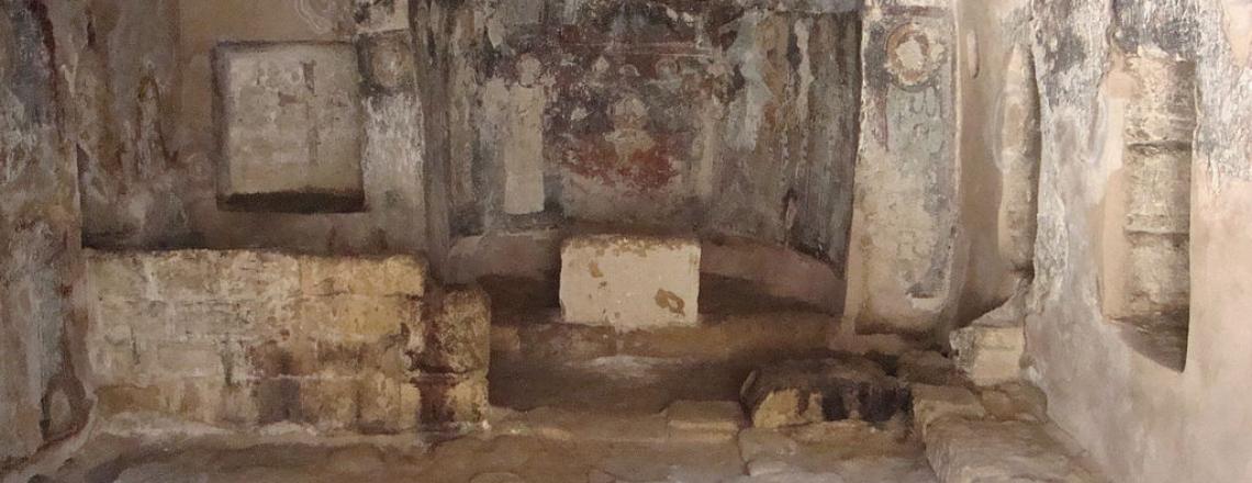 Катакомбы Святой Соломонии в Пафосе