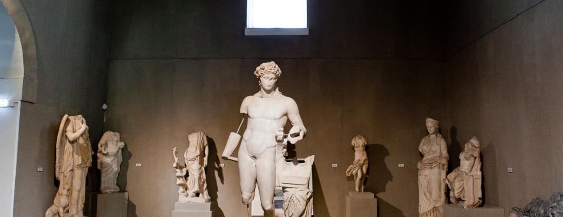 Cyprus Museum, Музей Кипра, археологический музей в Никосии