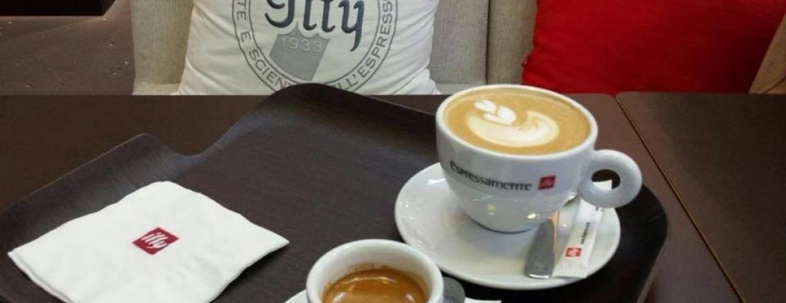 Кофешоп Espressamente illy Coffee Shop в Лимассоле
