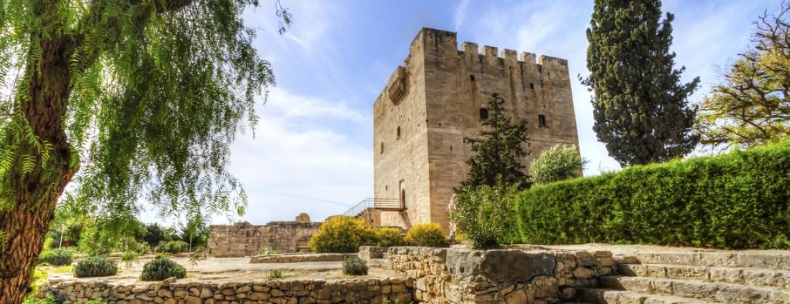 Colossi castle, Limassol