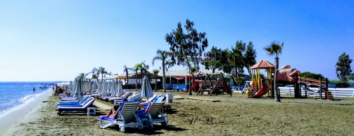 Lady's Mile Beach, Limassol