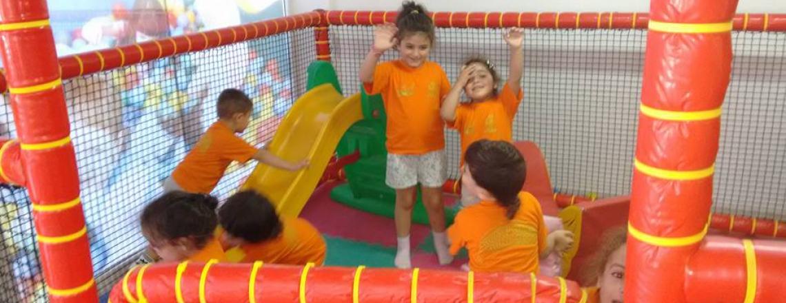 LunaKids, «ЛунаКидс», закрытая игровая площадка для детей, Лимассол