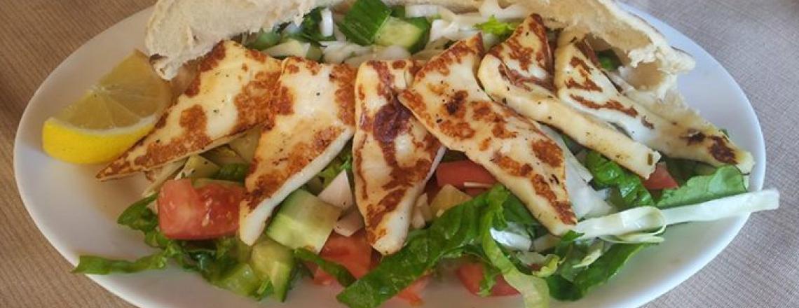 Mamas Food & Drink, ресторан «Мамас фуд» в Ларнаке