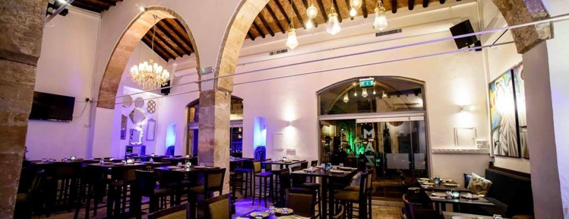 Mazzo Food & Bar, ресторан и бар Mazzo в Ларнаке
