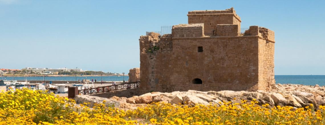 Medieval Castle of Paphos, Пафосский замок