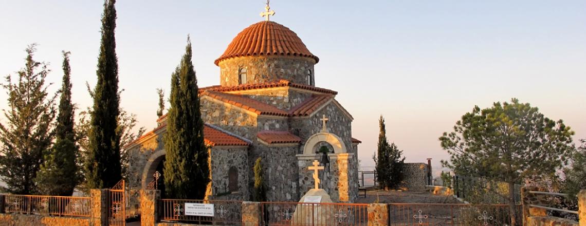 Монастырь Святого Креста (Ставровуни), Ларнака