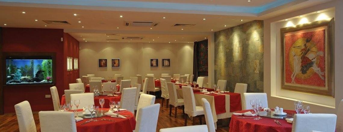 Mulan Chinese Restaurant, ресторан Mulan в Ларнаке