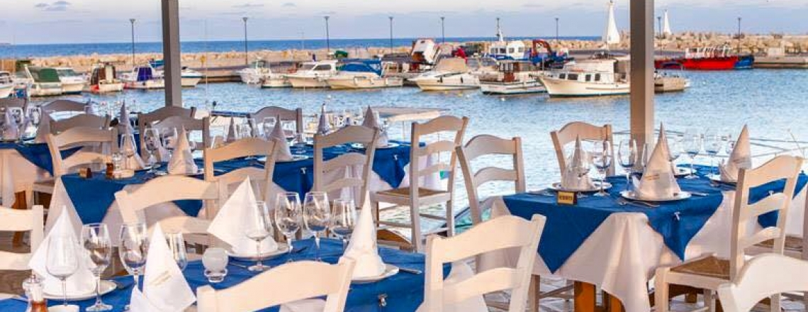Captain's Table, Zygi, Larnaca