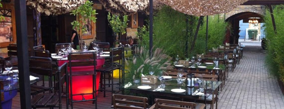 Ресторан Ermou 300 в Никосии