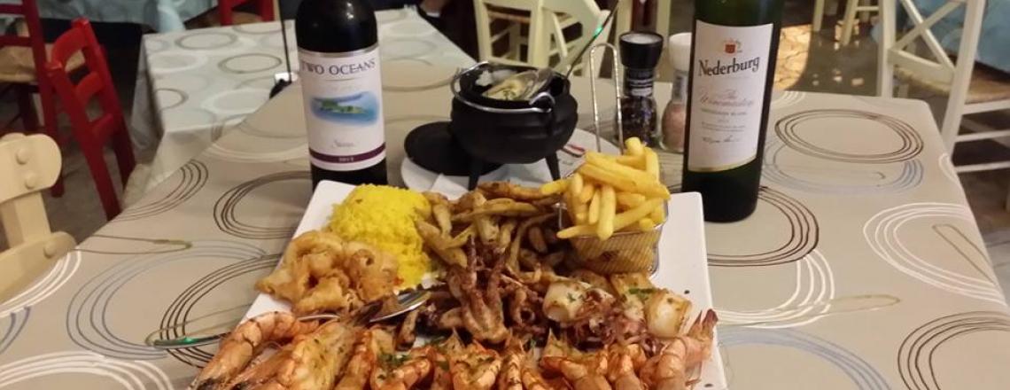 Ресторан Jimmy's Killer Prawns в Лимассоле