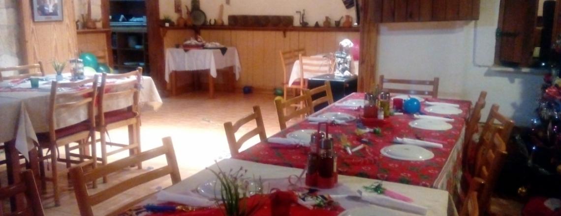Ресторан Old Stables Tavern в пригороде Лимассола
