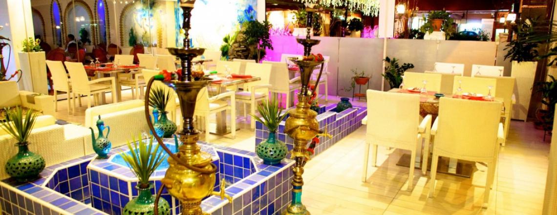 Sama, ресторан персидской кухни в Лимассоле (ЗАКРЫТО)