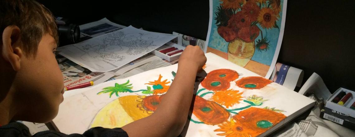 Studio 8 School of Art & Design, Nicosia