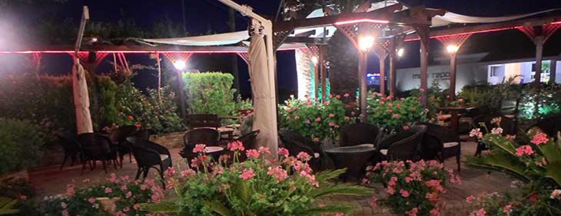 The Garden of Eden Restaurant, Ayia Napa