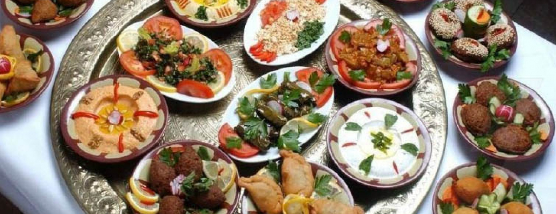 Zaatar Lebanese & Syrian Restaurant, Ayia Napa