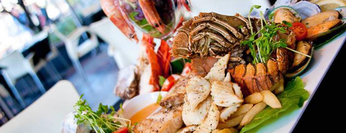 Zakos Beach Restaurant, Larnaca