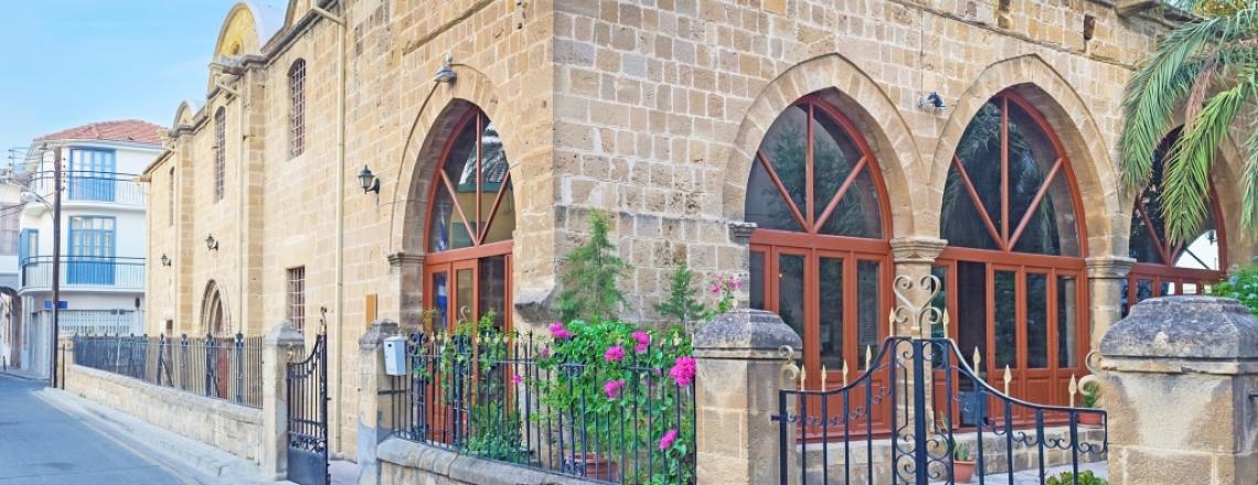 Church of Archangel Michael Trypiotis, Nicosia
