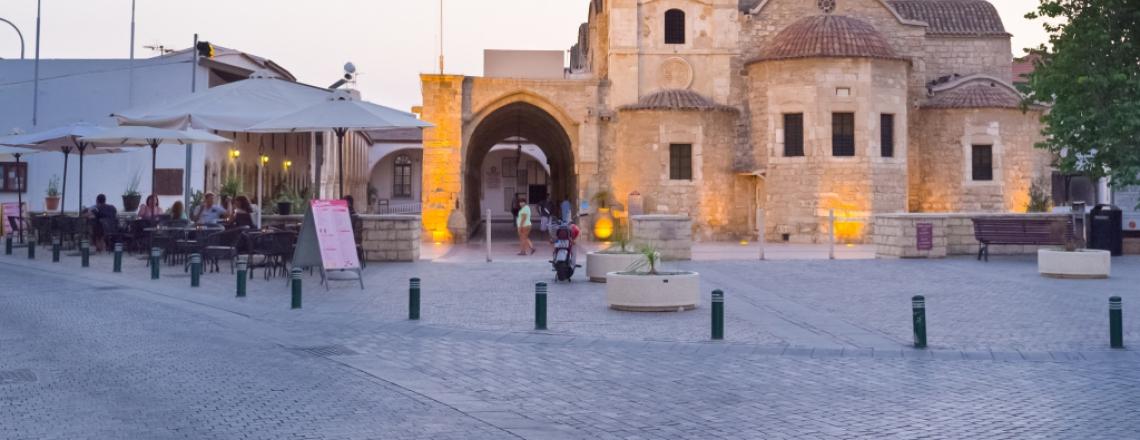 Ecclesiastical Museum of St. Lazarus, Larnaca
