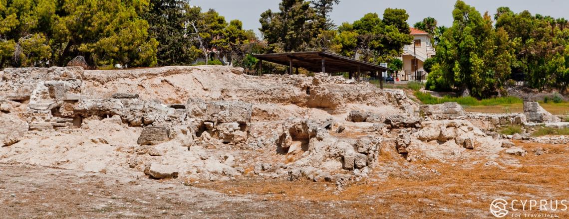 Ancient Kition, Larnaca