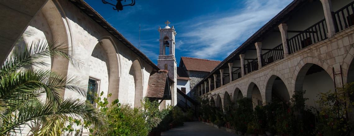 Монастырь Хрисороятисса, Пано Панагия, Троодос