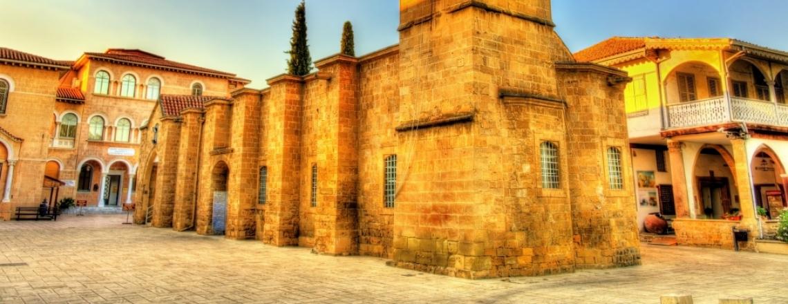 Кафедральный Собор Кипрской Православной Церкви (Святого Иоанна Богослова), Никосия