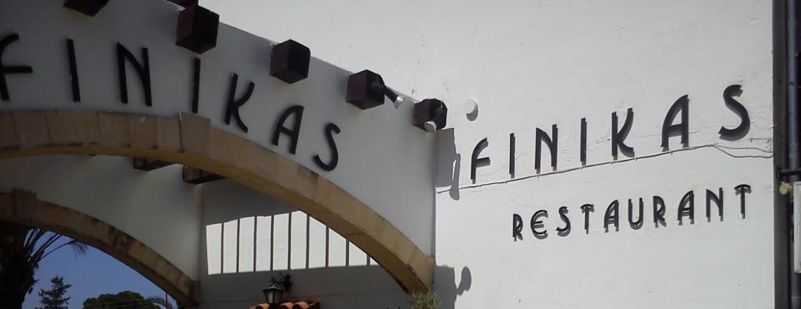 Finikas Restaurant, ресторан «Финикас» в Полисе