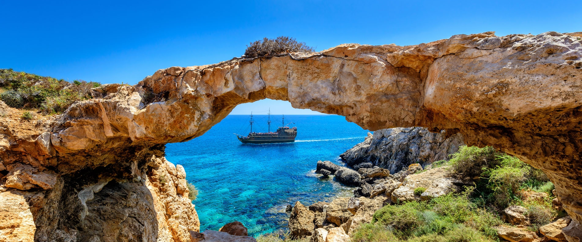 Things to do in Ayia Napa: landmarks, tourist attractions and restaurants