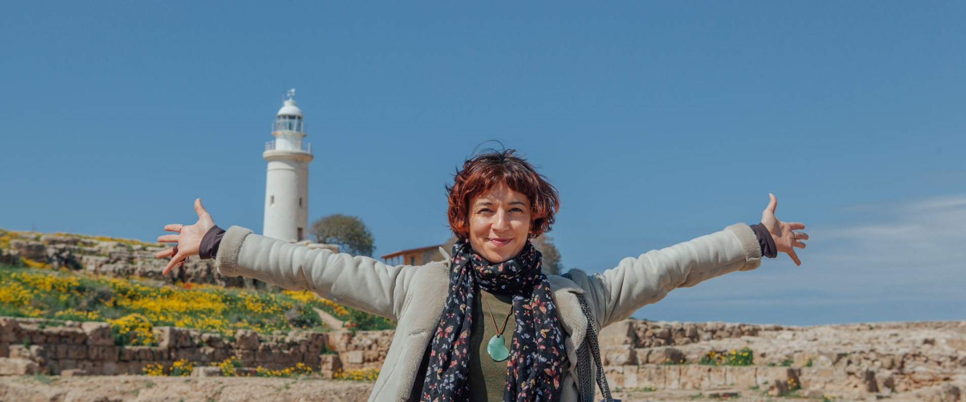 Erica Charalambous: Paradise Island in my Heart